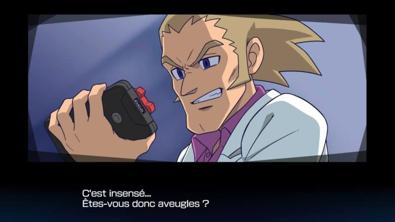 Mega Man 11 - Wily beau gosse