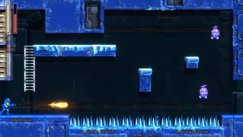 Mega Man 11 - Un autre piège