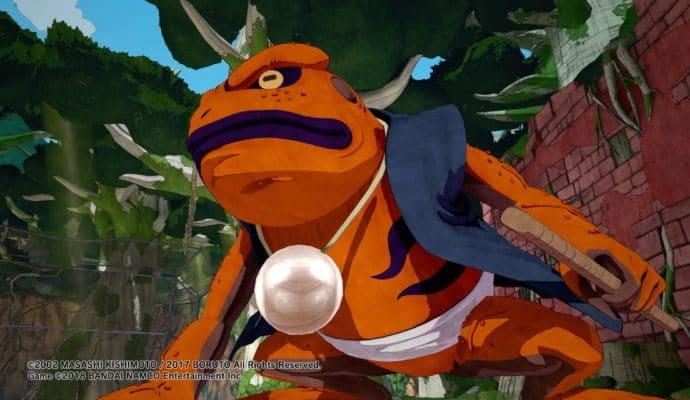 Naruto to Boruto: Shinobi Striker - Gamabunta