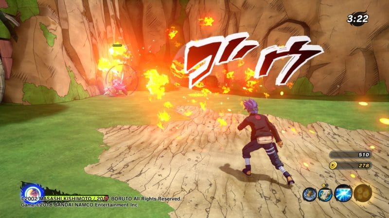 Naruto to Boruto: Shinobi Striker - mission ninja