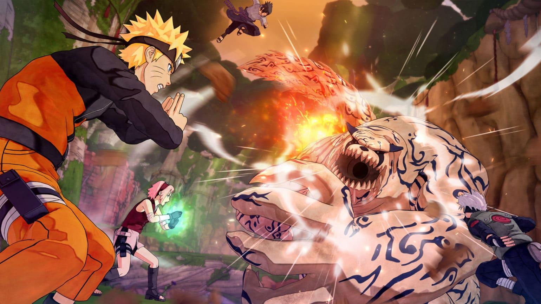 Naruto to Boruto: Shinobi Striker - Illustration