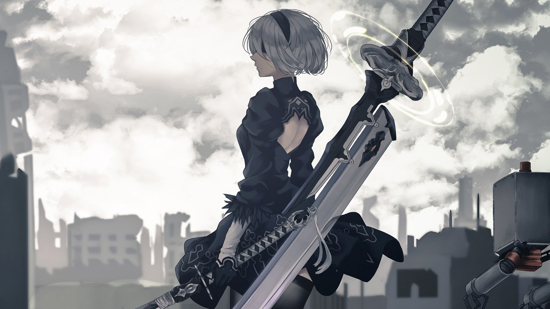 SoulCalibur VI - Personnage 2B