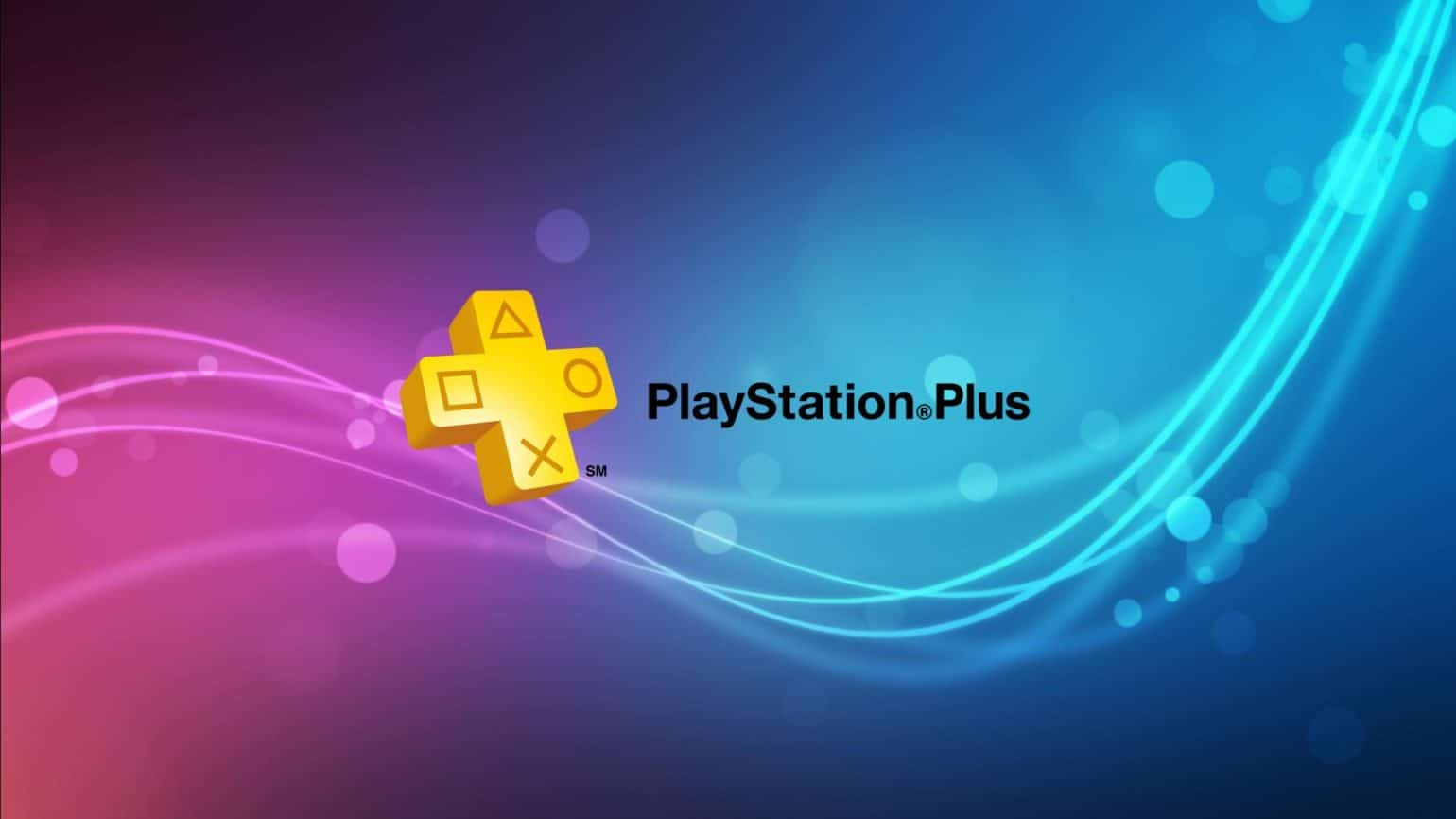 PlayStation Plus - logo grande taille