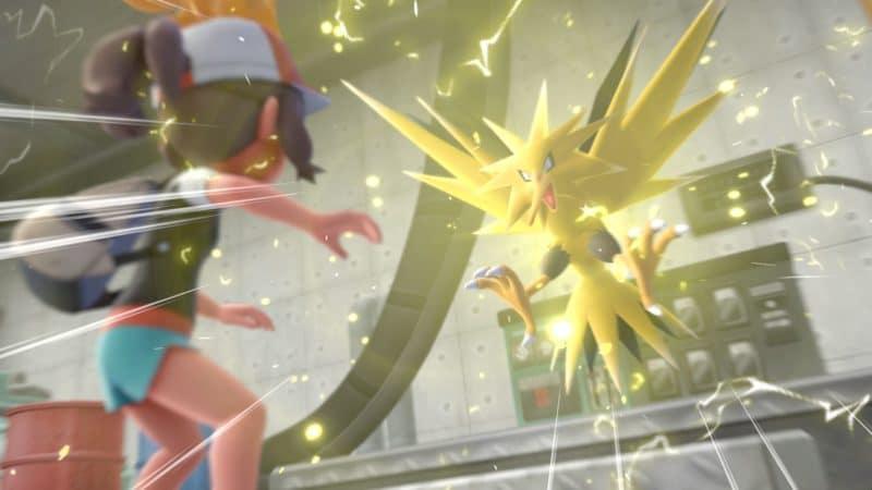 Paris Games Week Pokémon Let's Go