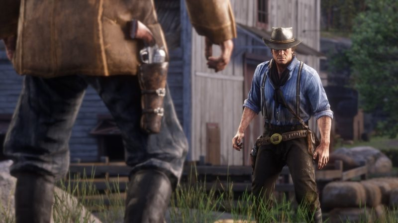 Red Dead Redemption 2 - Duel