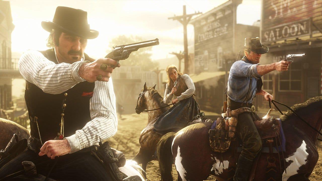 Red Dead Redemption 2 la bande de Dutch
