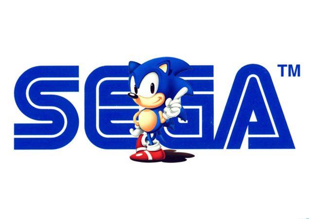 SEGA - logo anniversaire Sonic