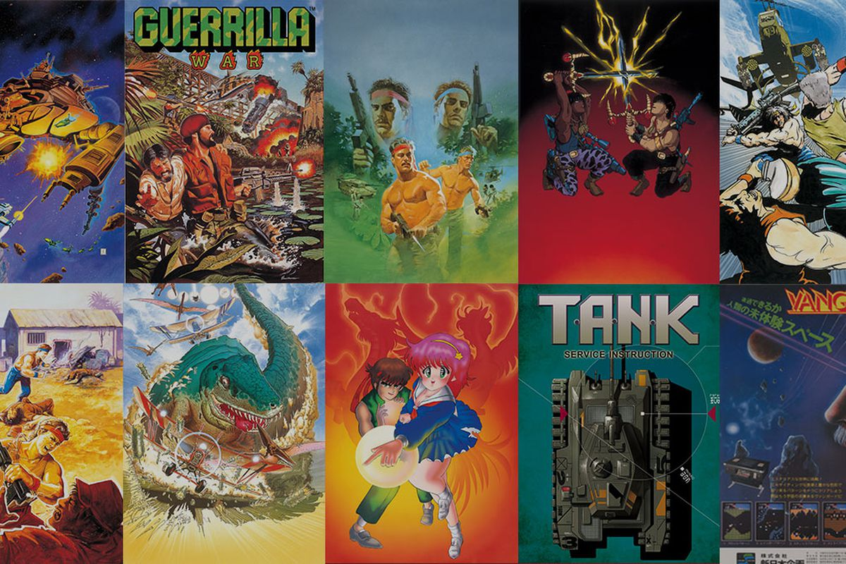 SNK 40th Anniversary Collection - Tour d'horizon