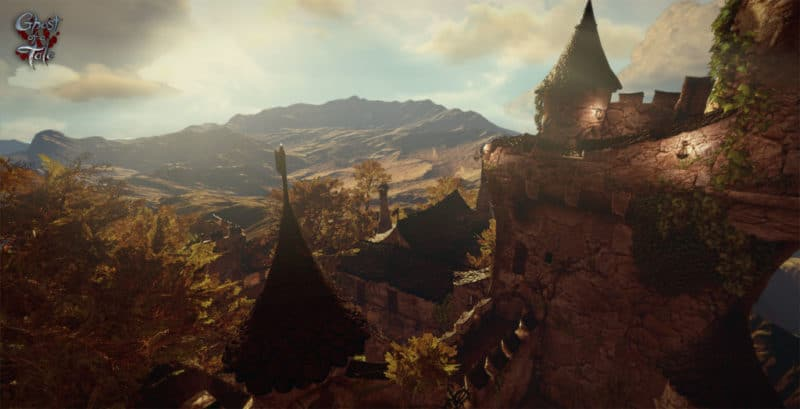 ghost of a tale chateau