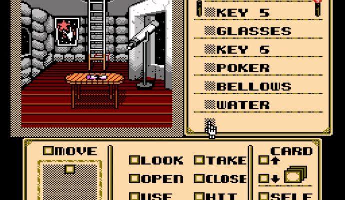 Shadowgate NES