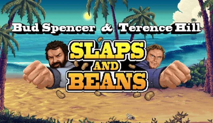Bud Spencer & Terence Hill - Slaps and Beans logo