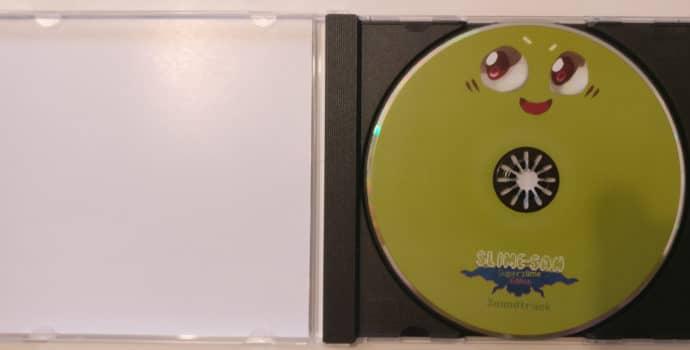 Slime-San Superslime Edition - CD OST