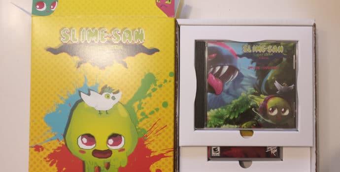 Slime-San Superslime Edition - ouverte