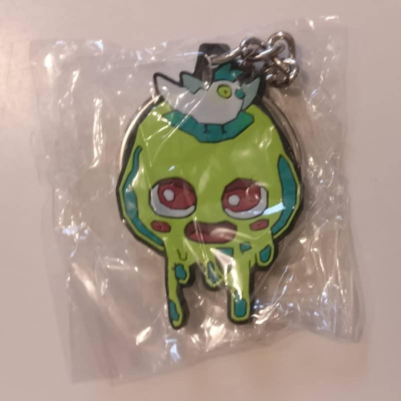 Slime-San Superslime Edition - porte-clés