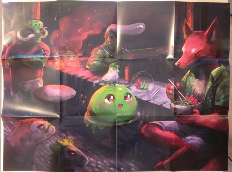 Slime-San Superslime Edition - poster 01