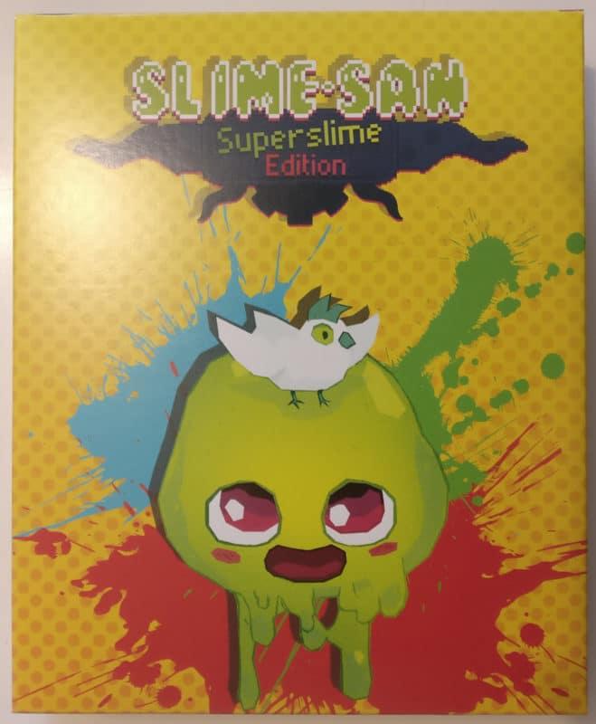 Slime-San Superslime Edition - recto