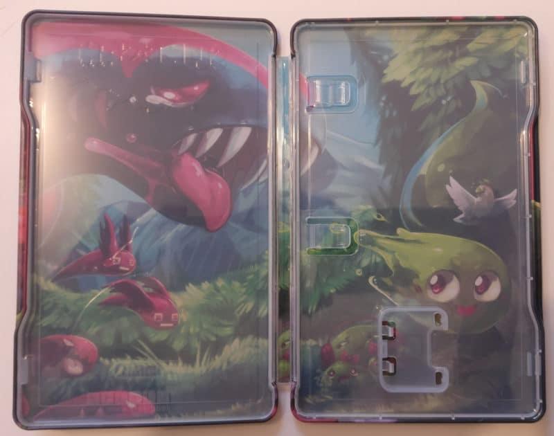 Slime-San Superslime Edition - steelbook intérieur