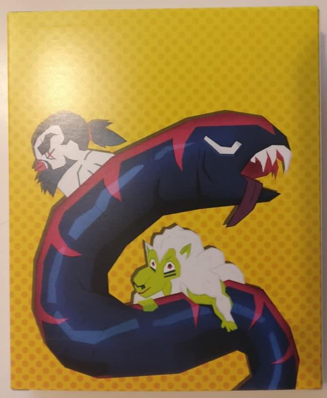 Slime-San Superslime Edition - verso