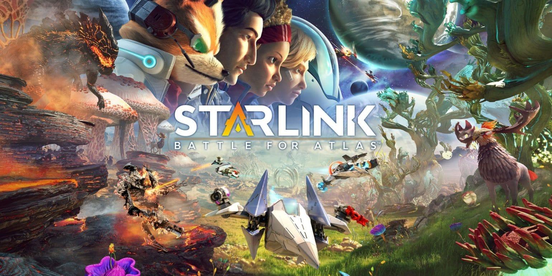 Starlink: Battle for Atlas - artwork principal version Nintendo Switch