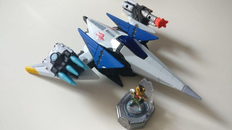 Starlink: Battle for Atlas - comparaison vaisseau et pilote