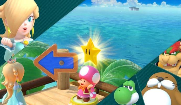 Super Mario Party - Harmonie obtient une étoile