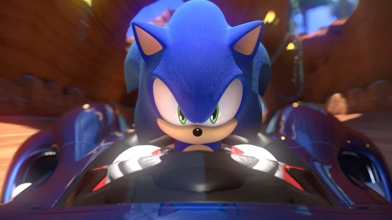 Team Sonic Racing - screenshot trailer e3