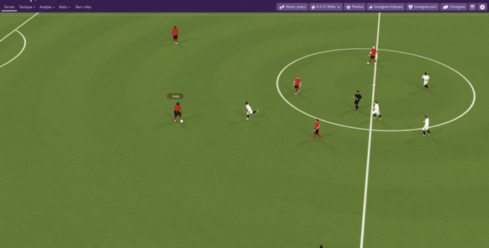 Football Manager 2019 - graphisme 2