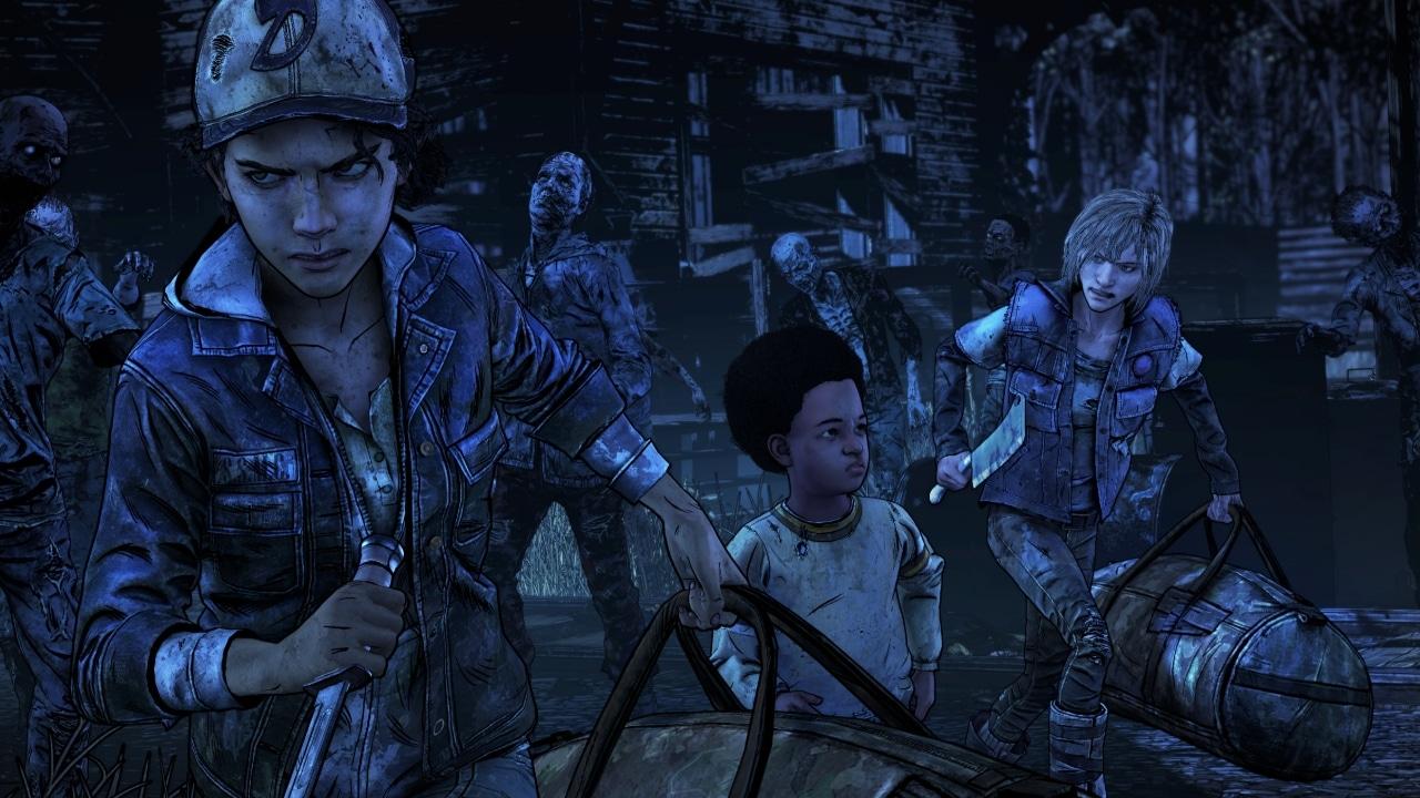 The Walking Dead : L'ultime Saison Clémentine