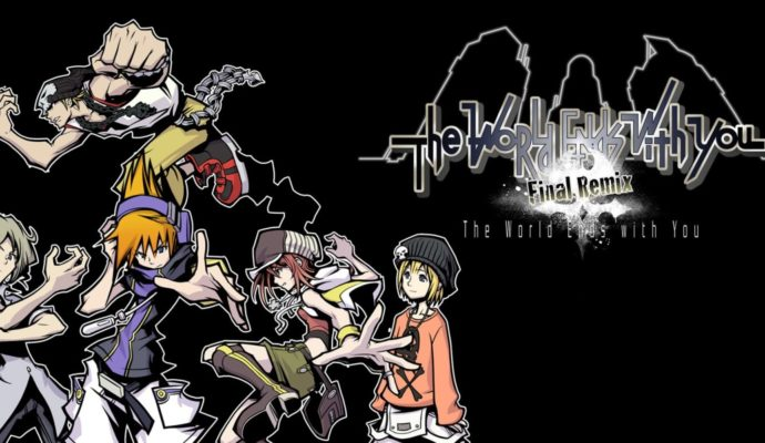 The World Ends With You -Final Remix- artwork officiel