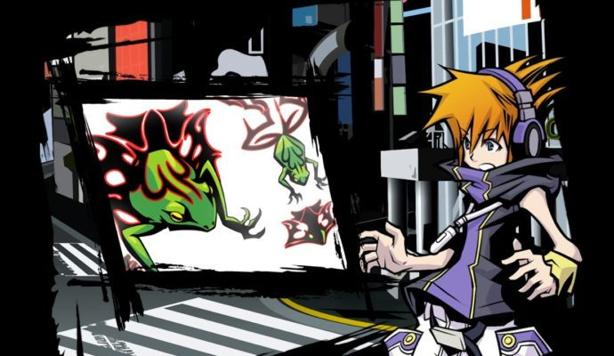 The World Ends With You -Final Remix- rencontre avec les échos