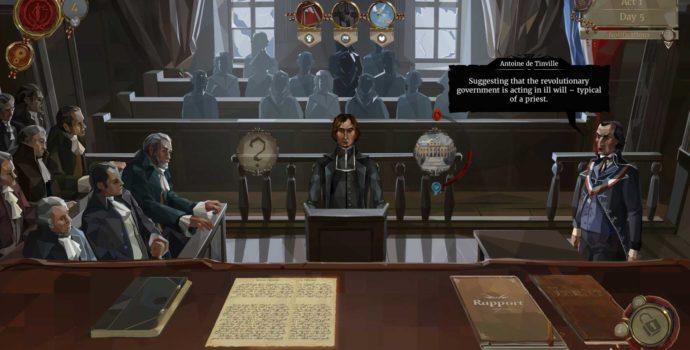 indépendants We. The Revolution gameplay procès