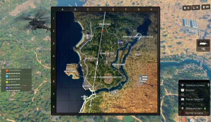 test call of duty black ops 4 blackout map