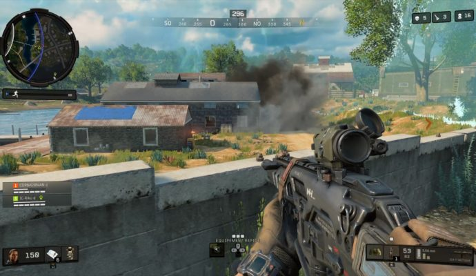 test call of duty black ops 4 blackout zone