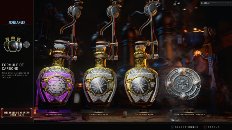 call of duty black ops 4 potions