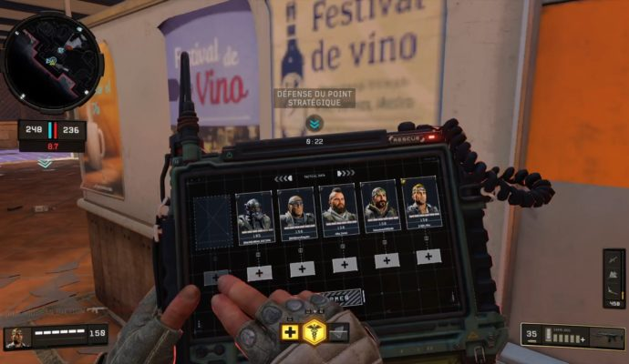 test call of duty 4 multijoueur atout medic