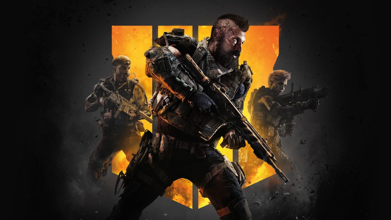 test call of duty black ops 4 titre une