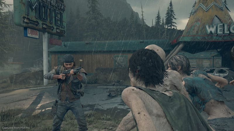 days gone freakers fight