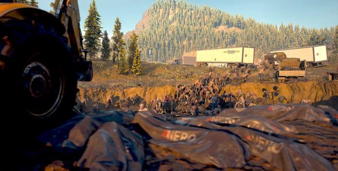 days gone chantier forestier