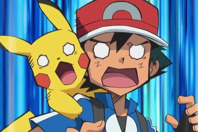 Pokémon Sacha Pikachu