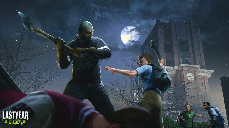 last year: the nightmare duel