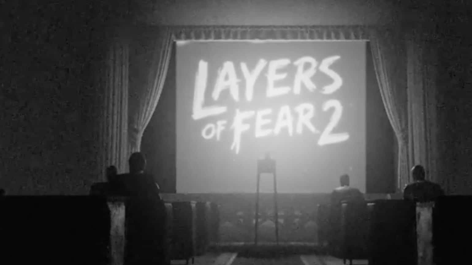 layers of fear 2 titre logo