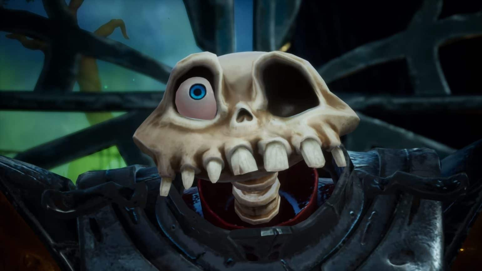 medievil ps4 trailer