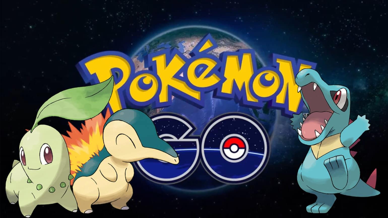 Pokémon GO Deuxième génération