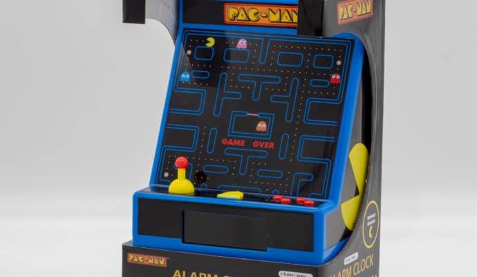 Teknofun réveil Pacman