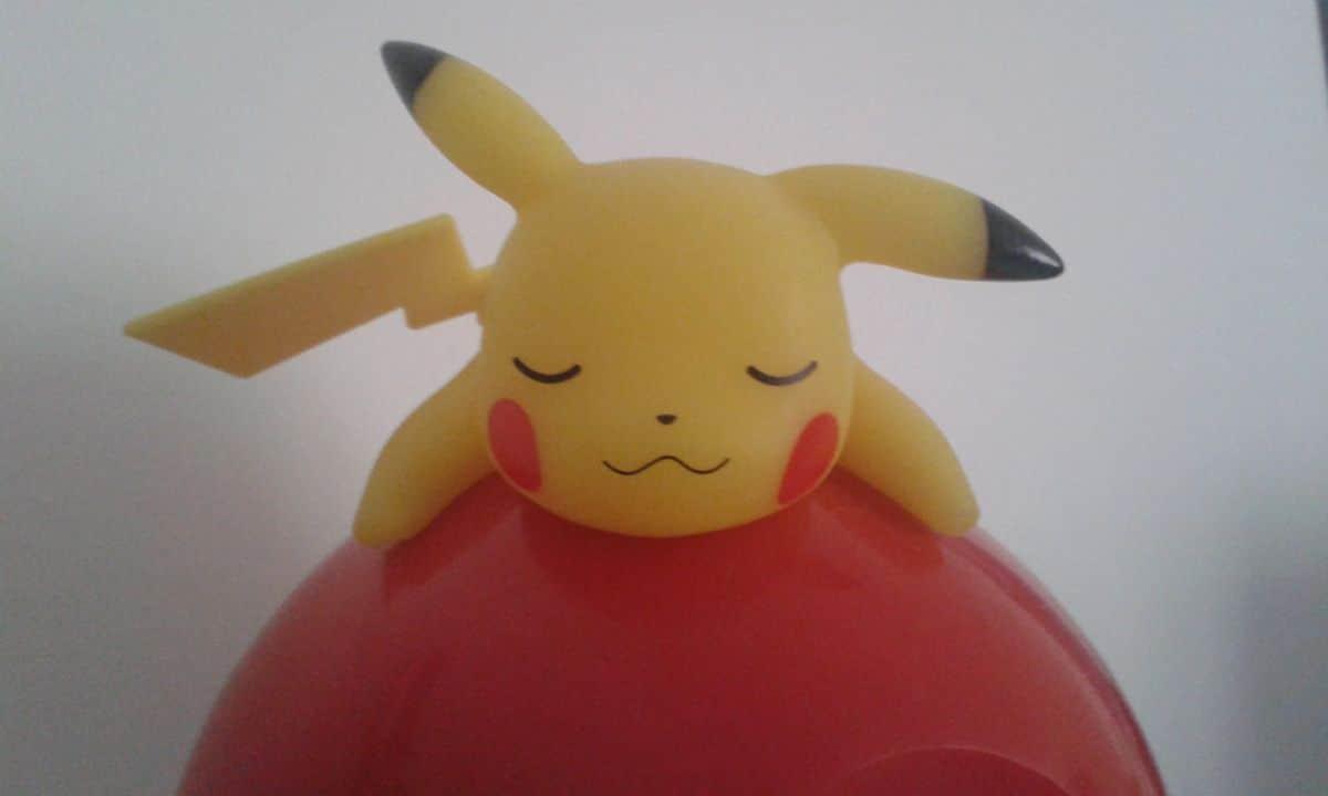 Teknofun Réveil Pikachu