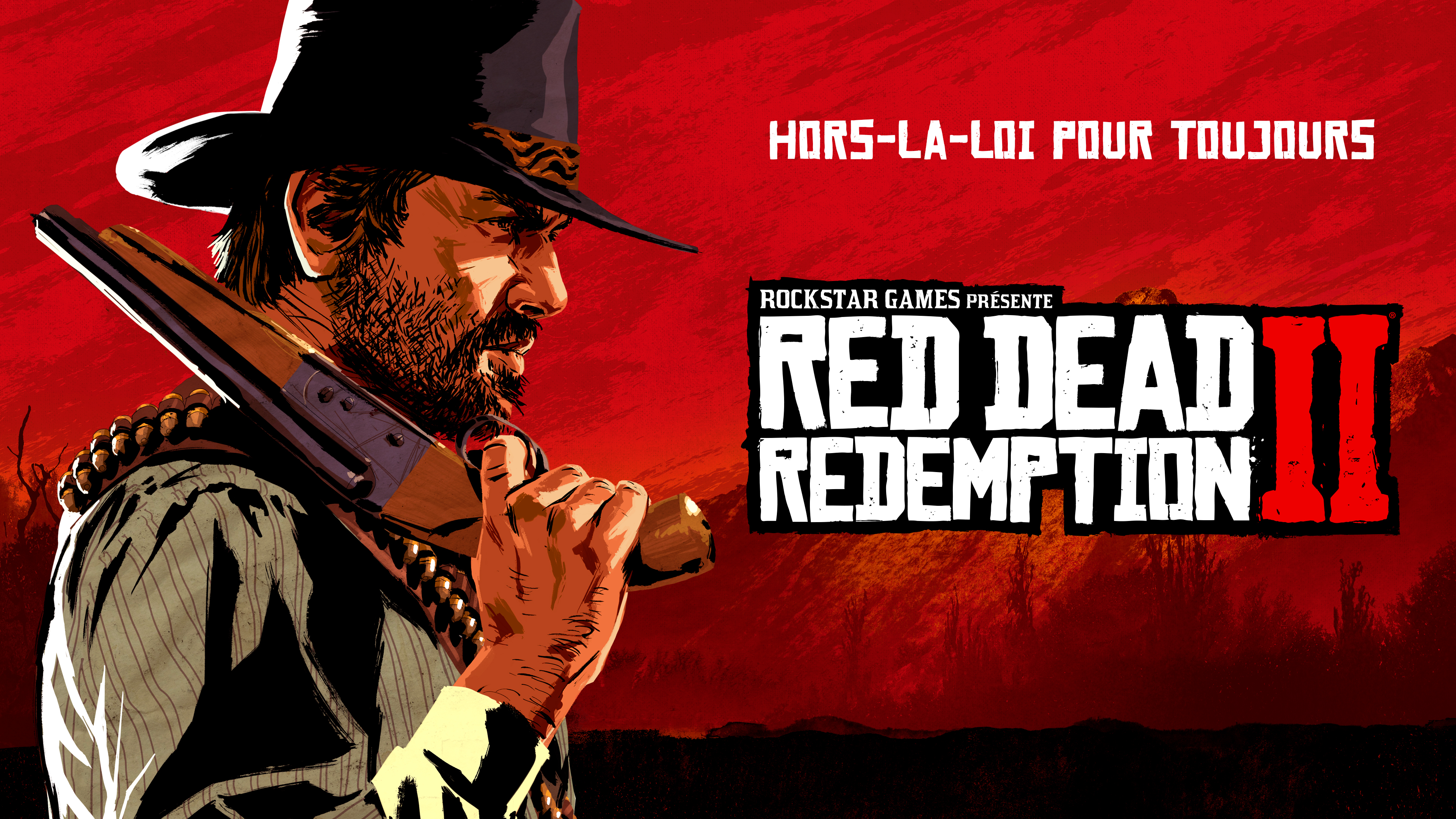 red dead redemption 2 - trailer de lancement