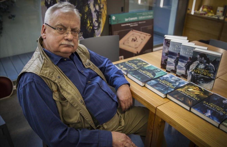 Andrzej Sapkowski auteur