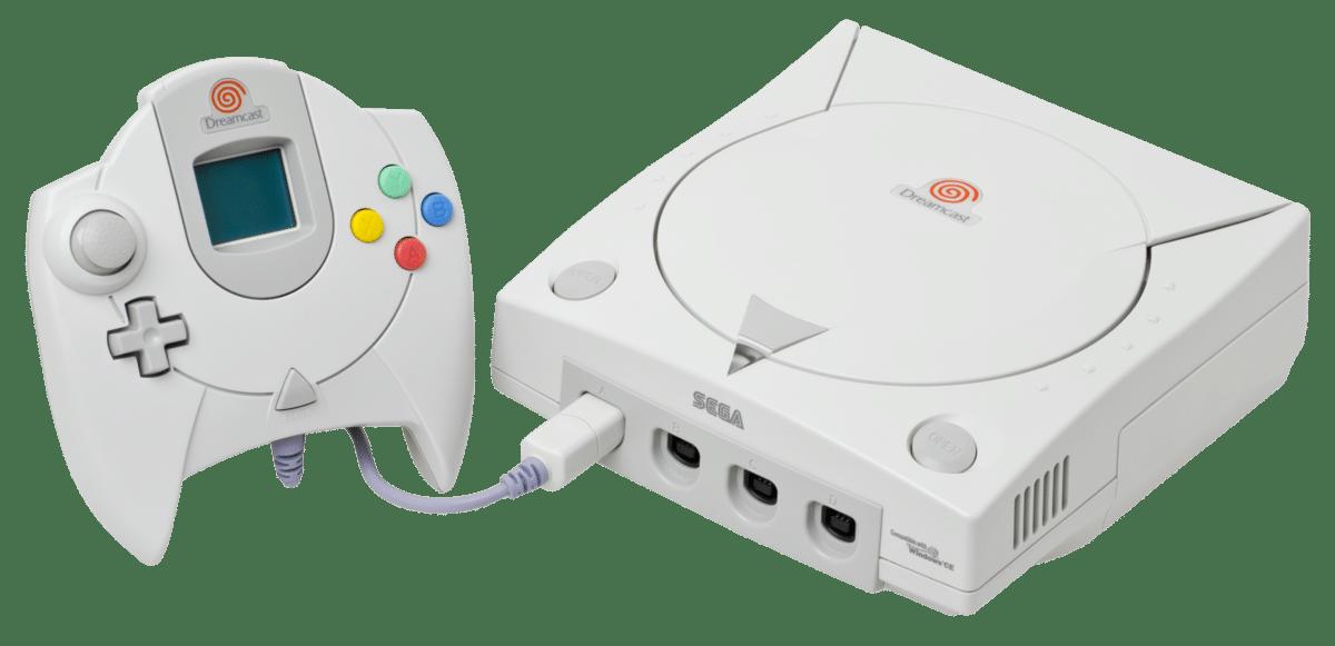 Dreamcast - avec manette