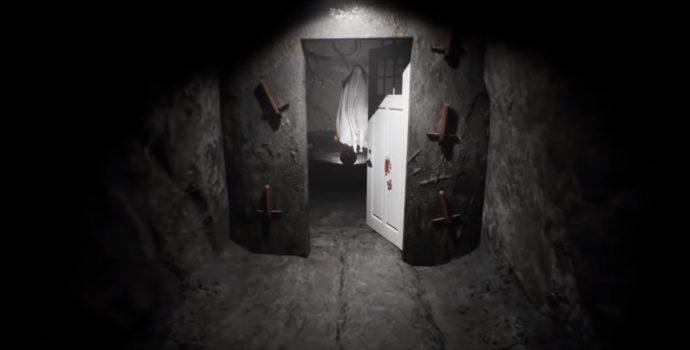 S.O.N porte étrange