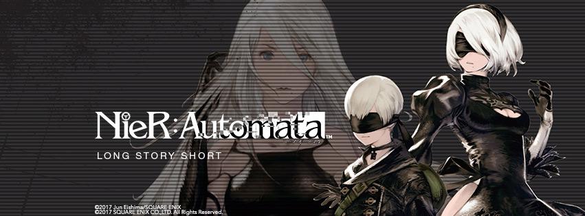 NieR : Automata, Long Story Short. Le roman des aventures de 2B et 9S